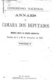 Annaes: Volume 5