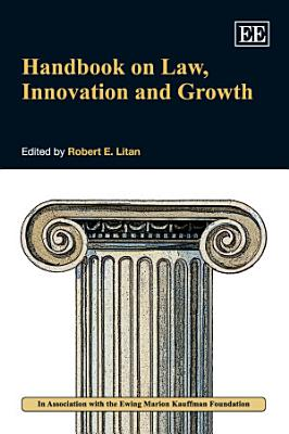 Handbook on Law  Innovation and Growth PDF