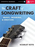 The Craft of Songwriting