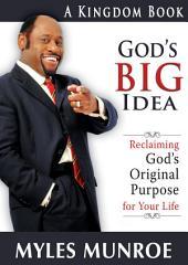 God's Big Idea: Reclaiming God's Original Purpose for Your Life