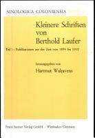 Kleinere Schriften  Publikationen aus der Zeit von 1894 bis 1910  2 v PDF