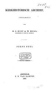 Kerkhistorisch archief: Volume 3