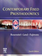 Contemporary Fixed Prosthodontics - E-Book: Edition 4