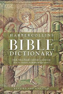 HarperCollins Bible Dictionary   Revised   Updated