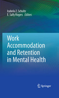 Work Accommodation and Retention in Mental Health PDF
