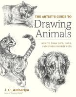 The Artist s Guide to Drawing Animals PDF