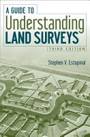 A Guide to Understanding Land Surveys PDF