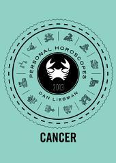 Cancer: Personal Horoscopes 2013
