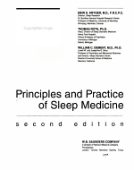 Principles and Practice of Sleep Medicine PDF