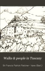Walks & People in Tuscany