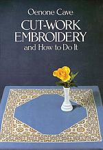 Cut-work Embroidery and how to Do it