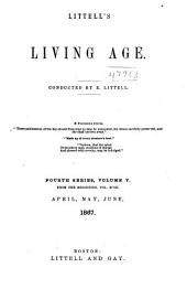 The Living Age ...: Volume 93