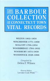 The Barbour Collection of Connecticut Town Vital Records: Volume 53