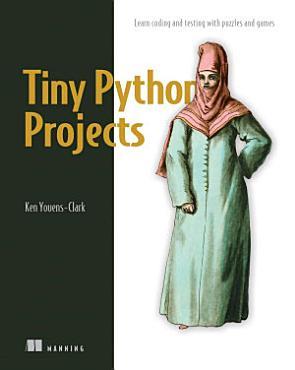Tiny Python Projects PDF