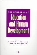 The Handbook of Education and Human Development PDF