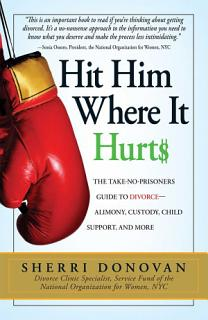 Hit Him Where It Hurts Book