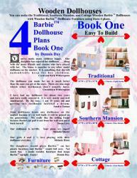 Barbie Dollhouse Plans Book One Book PDF