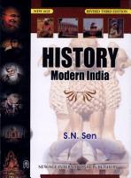 History Modern India PDF