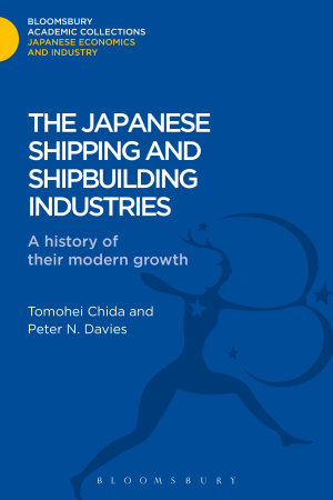 The Japanese Shipping and Shipbuilding Industries