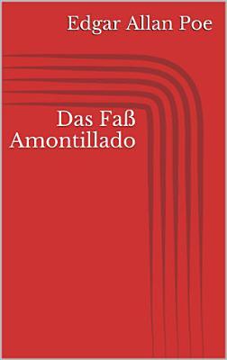 Das Fa   Amontillado PDF