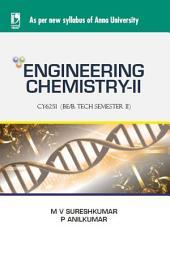 Engineering Chemistry-II (Anna University)