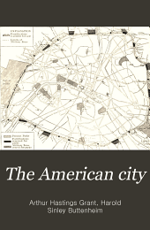 The American City: Volumes 1-2
