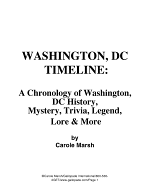 Washington D. C. Timeline
