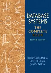 Database Systems: The Complete Book, Edition 2