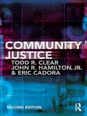 Community Justice: Edition 2