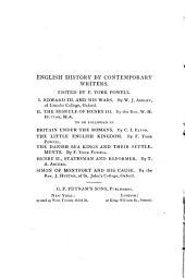 The Misrule of Henry Iij: Extracts from the Writings of Matthew Paris, Robert Grosseteste, Adam of Marsh, Etc., Etc