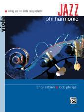 Jazz Philharmonic: Viola Part