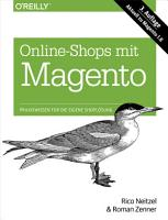 Online Shops mit Magento PDF