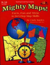 Mighty Maps! (ENHANCED eBook): Facts, Fun and Trivia to Develop Map Skills
