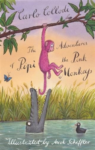 Download Adventures of Pipi the Pink Monkey Book