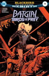 Batgirl and the Birds of Prey (2016-) #9