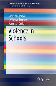 Violence in Schools PDF