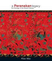 A Peranakan Legacy PDF