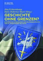 Geschichte ohne Grenzen  PDF