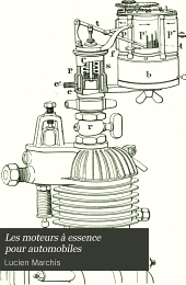 Les moteurs à essence pour automobiles