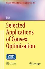 Selected Applications of Convex Optimization