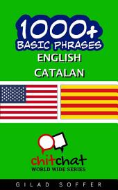 1001+ Basic Phrases English - Catalan