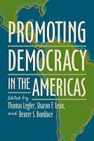 Promoting Democracy in the Americas PDF