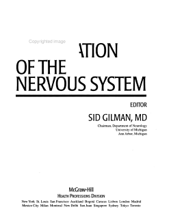 Clinical Examination of the Nervous System PDF