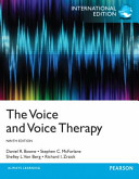 The Voice and Voice Therapy Book