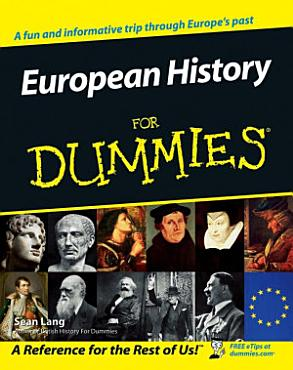 European History for Dummies PDF