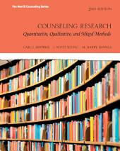 Counseling Research: Quantitative, Qualitative, and Mixed Methods, Edition 2