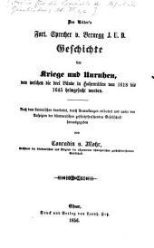 Archiv für die Geschichte der Republik Graubünden: Heft 1-5. - 1848-1853: Band 1,Ausgabe 1