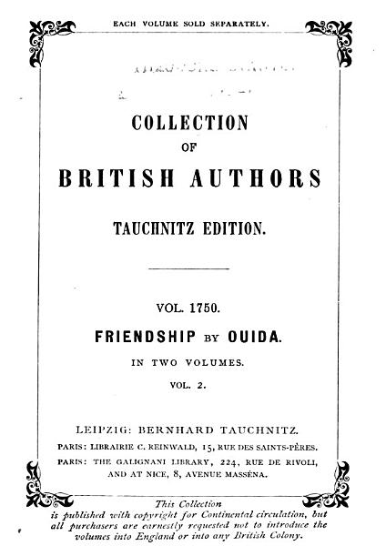Friendship PDF