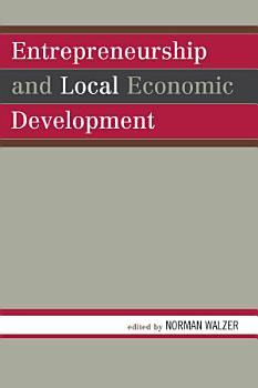 Entrepreneurship and Local Economic Development PDF