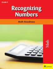 Recognizing Numbers: Math Readiness